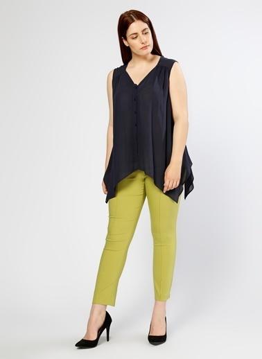 Random Pantolon Yeşil